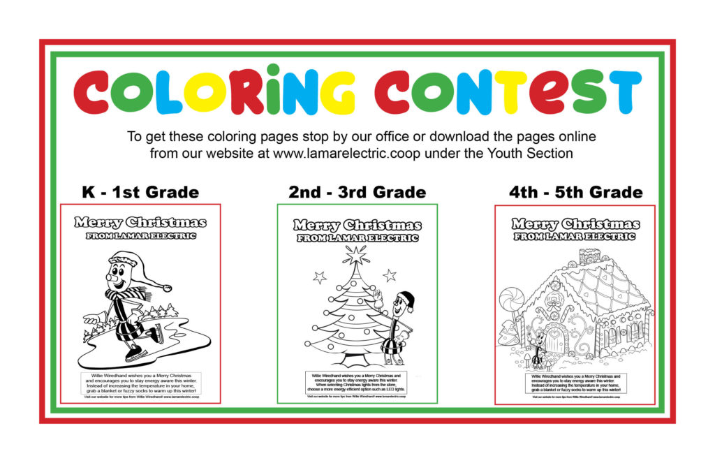 click here to download the kindergarten and 1st grade coloring page